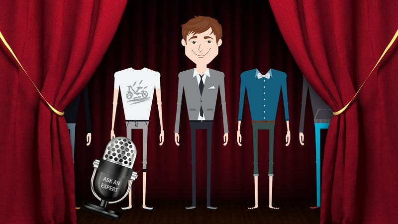Illustration for article titled Ask an Expert: All About Upgrading Your Style and Dressing Better
