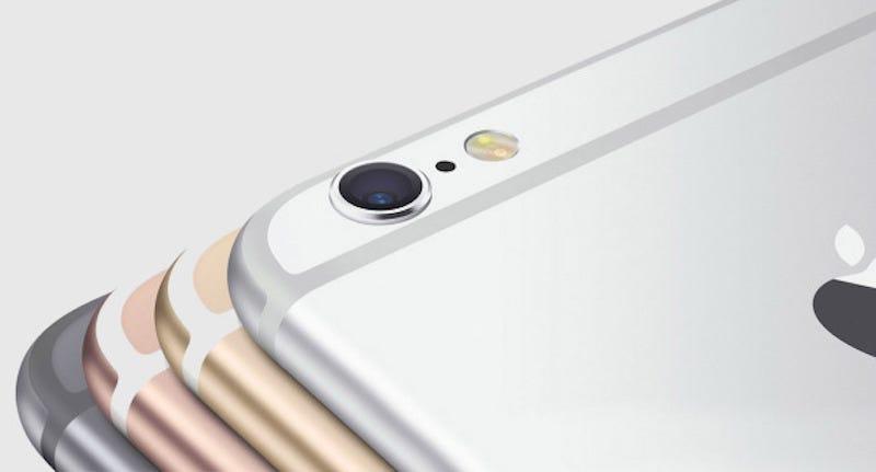 Illustration for article titled En directo: sigue todas las novedades de la presentación del iPhone 6S