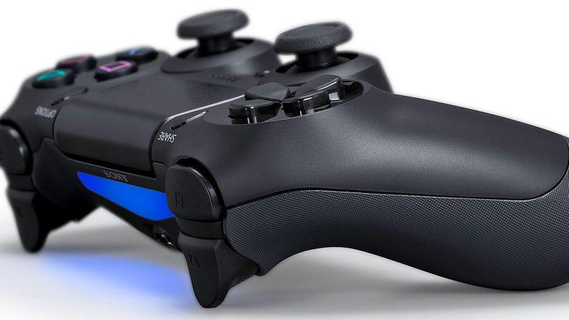 Illustration for article titled Here's Sony's New PS4 Controller, The DualShock 4