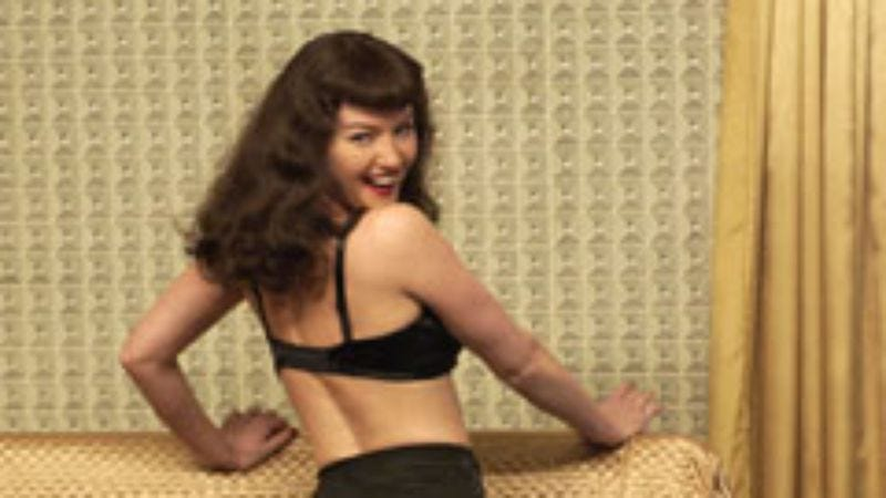 Illustration for article titled The Notorious Bettie Page