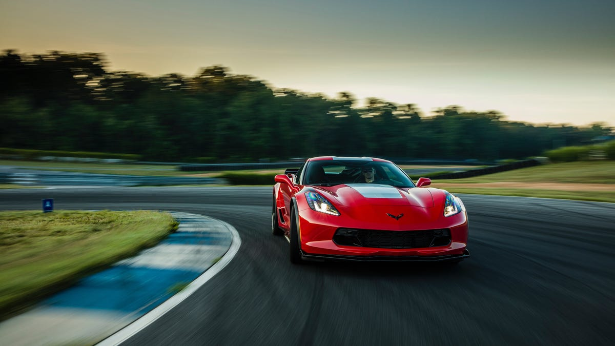 2017 Corvette Grand Sport: Don't Buy Any Other Corvette