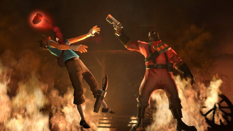 Illustration for article titled Valve Finally Cracks Down On One Of The Biggest Team Fortress 2 Cheats