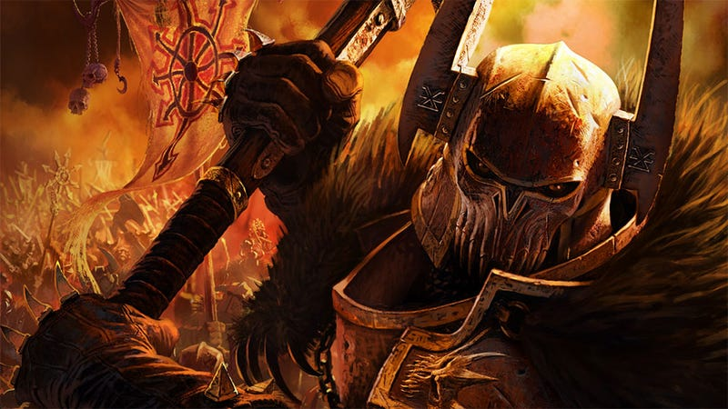 Illustration for article titled Total War's Studio Will Soon Be Making Warhammer Games