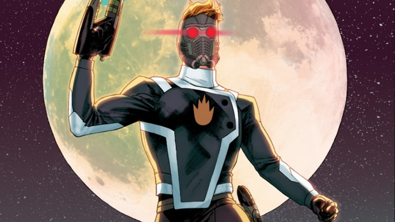 Star-Lord Is Getting a Stylish New Outfit for His Next ...