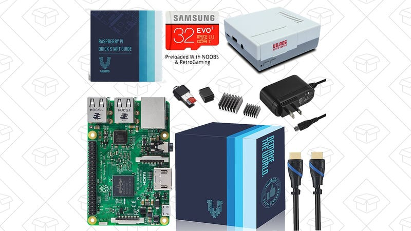 This Raspberry Pi Bundle Deal Is Designed For DIY Retro Gamers