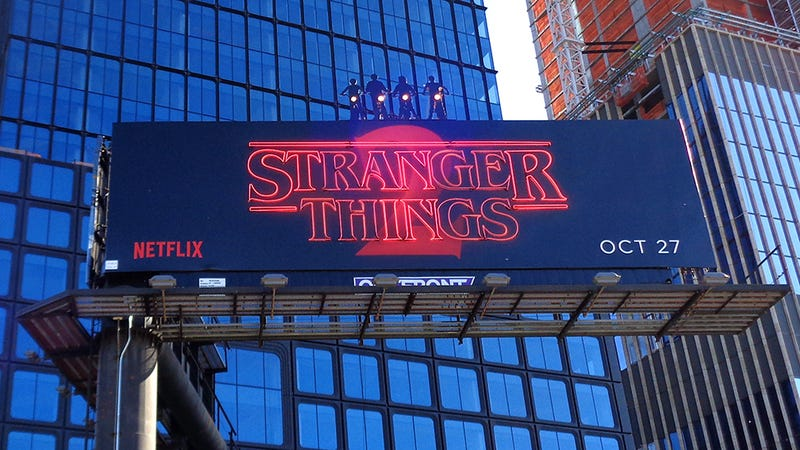 Illustration for article titled Netflix Puts Out $300 Million Offer to Buy Regular Old Billboard Company: Report
