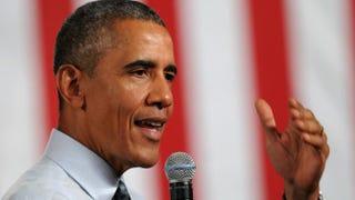 President Barack ObamaSteve Pope/Getty Images