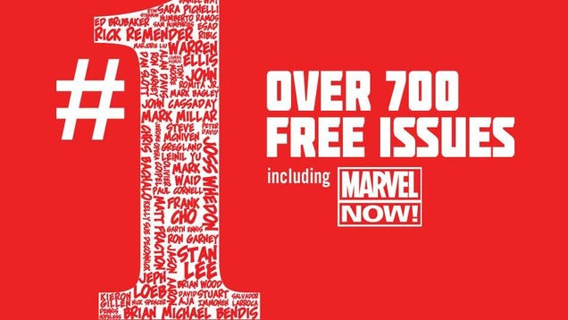 You Can Download 700 Free Marvel Comics Right Now [UPDATE ...
