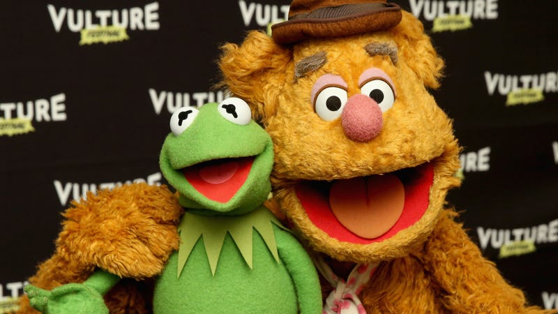 Here's The Muppets playing