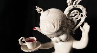 Illustration for article titled Nightmare porcelain figures for evil grandmas