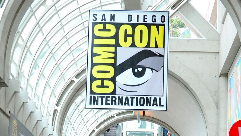 Illustration for article titled Comic-Con suggests we might be living in a new comics golden age