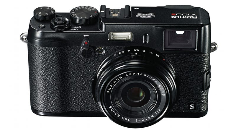 Illustration for article titled Thank God They're Finally Dressing Fujifilm's Awesome X100S in Black