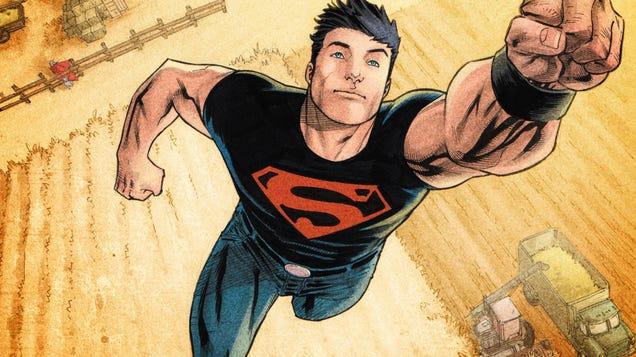 DC Universe Confirms Superboy s Casting on Titans
