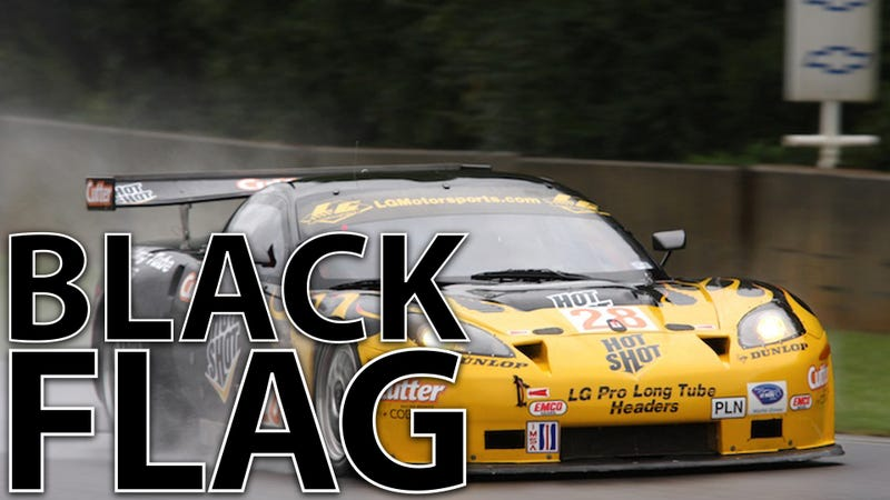 Illustration for article titled Did GM illegally block a competitor to its Corvette race team?
