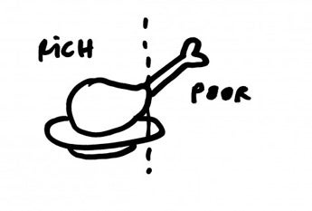 Illustration for article titled Poor People Habits