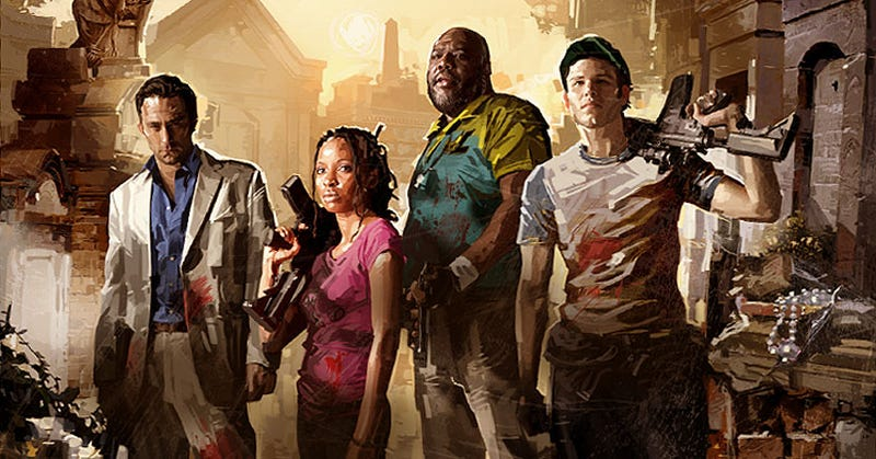 Illustration for article titled 2 Left 4 Dead 2 Survivors That Didn't Make The Cut