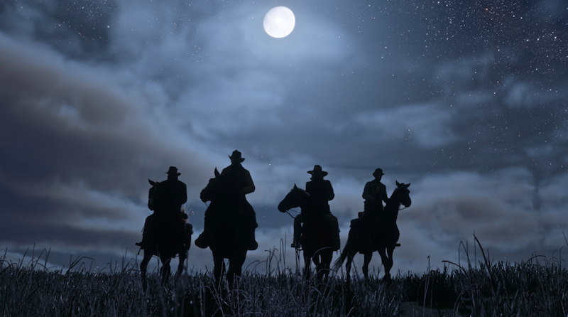 We Were Working 100-Hour Weeks,' Red Dead Redemption 2 Head Writer