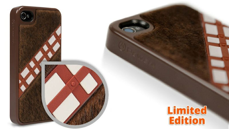 competitive price 94147 1204b There's Finally a Wookiee iPhone Case To Match Your Awesome ...