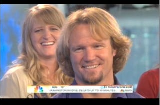 Illustration for article titled Sister Wives Stars Being Investigated For Felony Bigamy