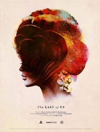 Illustration for article titled Gorgeous Poster For The Last of Us