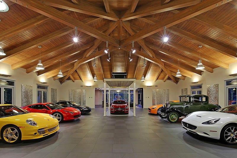 Dream Garage House