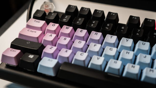It s Time to Clean Your Disgusting Mechanical Keyboard