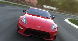 Illustration for article titled Nissan's Twitter Thought Video Game Screenshots Were Real Cars