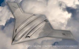 Illustration for article titled New Secret X-Bomber Is Not So Secret Anymore