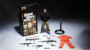 Illustration for article titled Grand Theft Auto III gets Android and iPhone 4S versions, pricey action figure