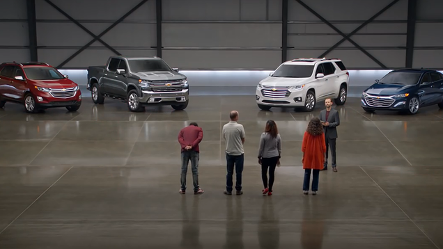 Chevrolet Pulls  Most Reliable  Ad After Being Challenged By Toyota