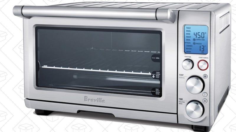 Illustration for article titled Your Pick For Best Toaster Oven: Breville