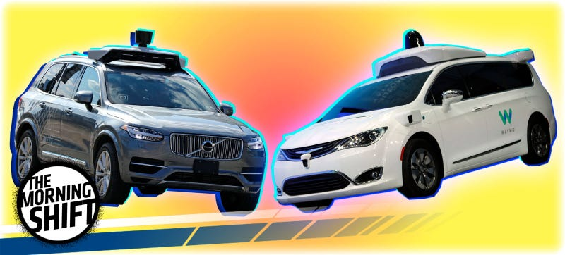 Illustration for article titled Google Could Punch Uber Right In The Face With $1 Billion Investment In Lyft