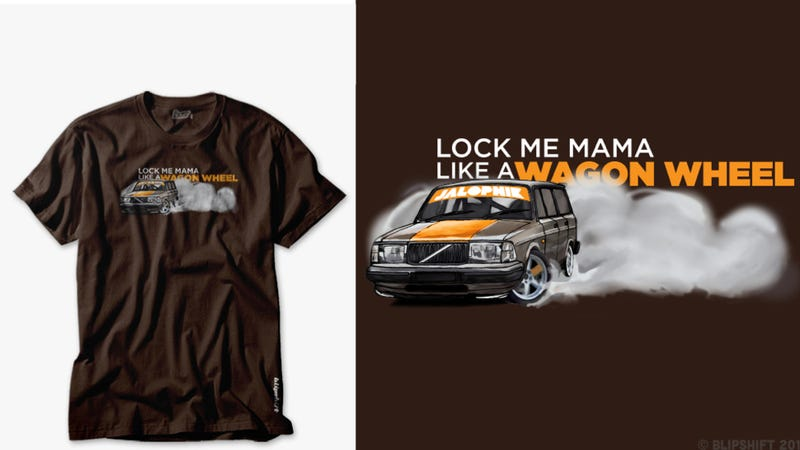 Illustration for article titled The Greatest (Jalopnik) T-Shirt Of All Time On Sale For Limited Time