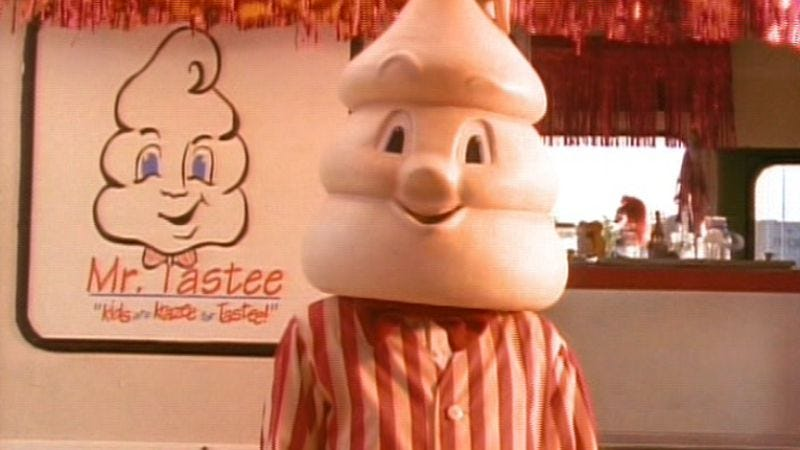 Nobody crosses Mr. Tastee. (The Adventures Of Pete & Pete)