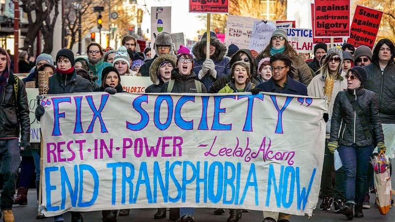 Illustration for article titled A Timeline Of Transgender Rights In America