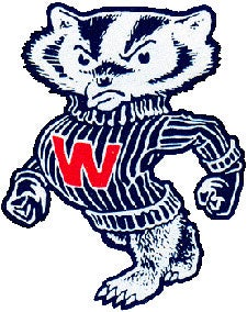 Illustration for article titled Wisconsin Badgers