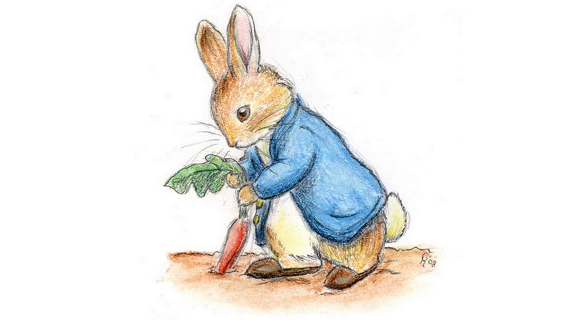 Illustration for article titled Peter Rabbit Is Heading to the Big Screen With a Little Help From Daisy Ridley