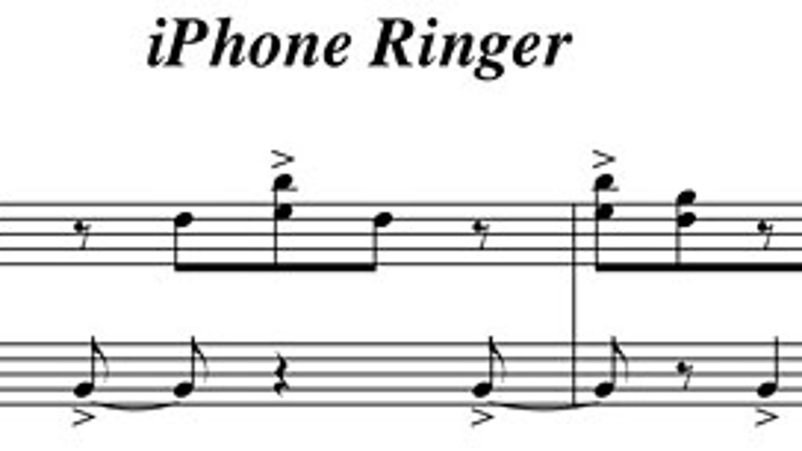 apple iphone original ringtone remix download