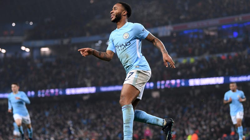 Raheem Sterling: Police investigate 'hate crime' against Manchester City winger