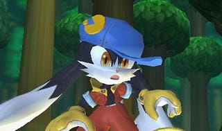 Illustration for article titled Too Much Information About Matthew Perry's Klonoa Habits