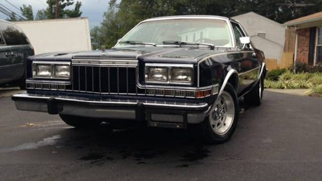 Npocp 1980 Diplomat 2d With 59k For 2 995