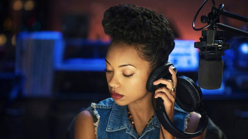 Logan Browning stars in Dear White People (Photo: Adam Rose/Netflix)