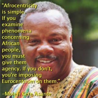 Molefi Kete Asante (asante.net)