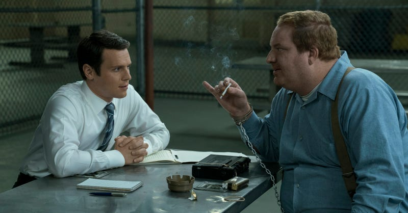 The pleasure principal: Mindhunter's Agent Ford learns about power