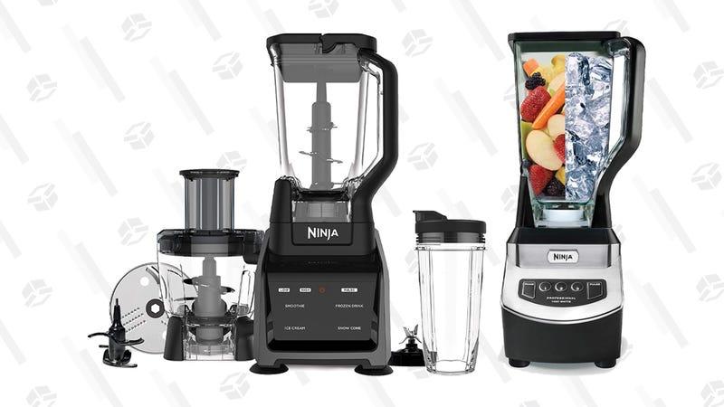 Refurb Ninja 1000 Watts Blender NJ600   $48   AmazonRefurb Ninja Intelli-Sense Kitchen System   $98   Amazon