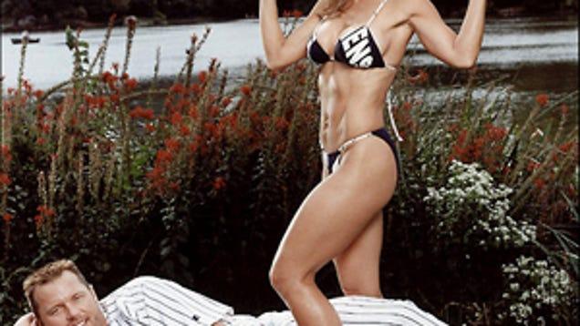 photo Debbie clemens bikini