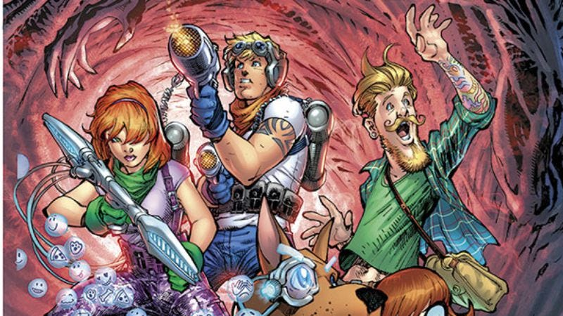 Illustration for article titled DC Comics launches a gritty reboot of Hanna-Barbera cartoons