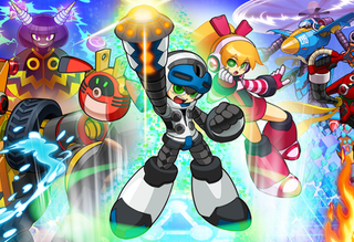Illustration for article titled Mighty No. 9 Confirms Rumors of Delay