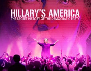 Starring: Hillary Clinton as Kanye West.