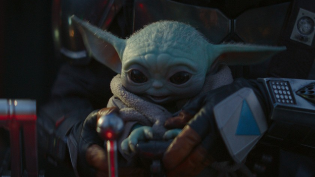 The Sounds Behind Baby Yoda's Voice Are Exactly as Cute as You'd Expect
